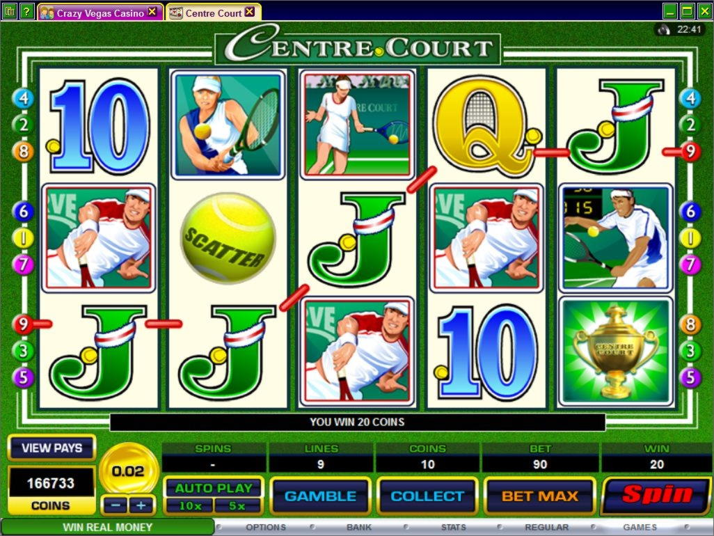 180 free spins at Net Bet Casino