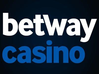Snímek obrazovky Betway Casino