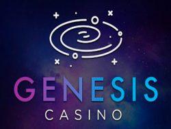 35% Casino match bonus at Genesis Casino