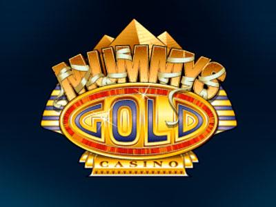 Mummys Gold Casino screenshot