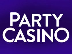 45% Casino match bonus at Party Casino