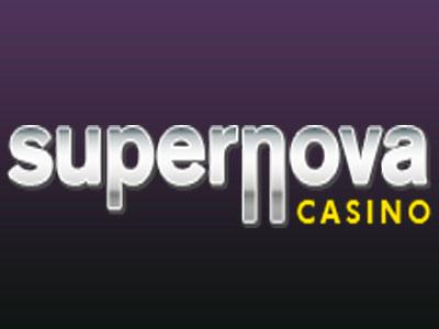 Supernova Casino screenshot